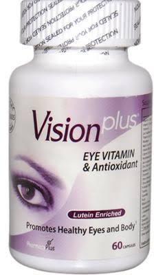 VisionPlus *60 capsules