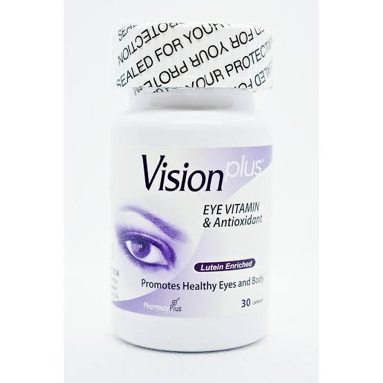 VisionPlus *30 capsules
