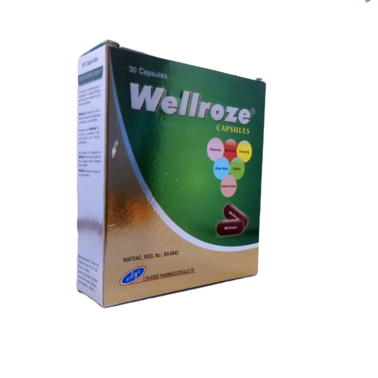 Wellroze capsules