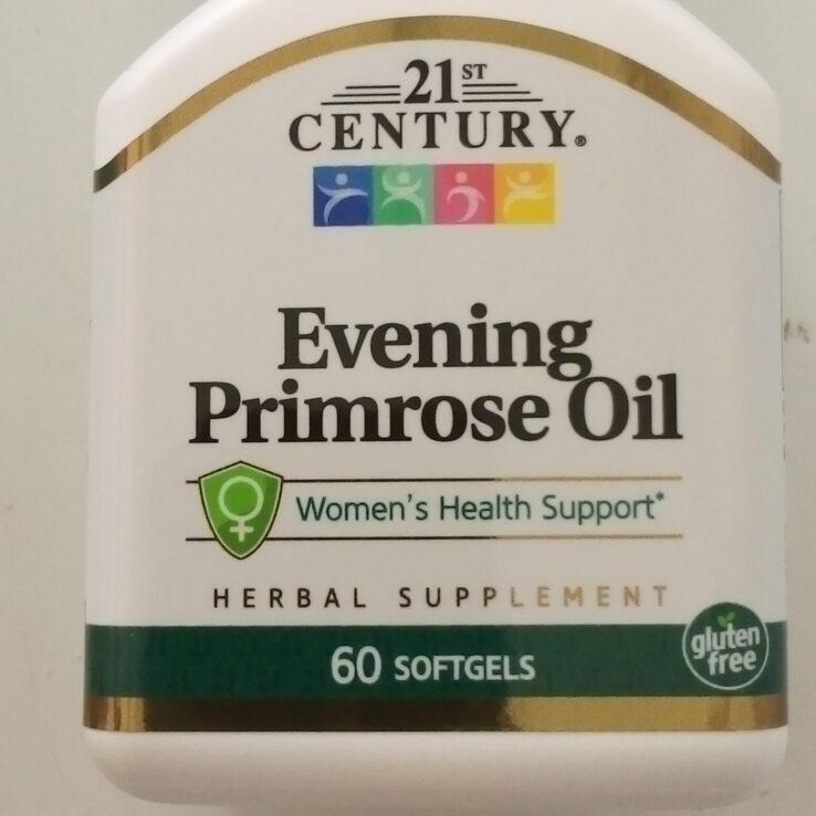 21st Century Evening Primrose Oil