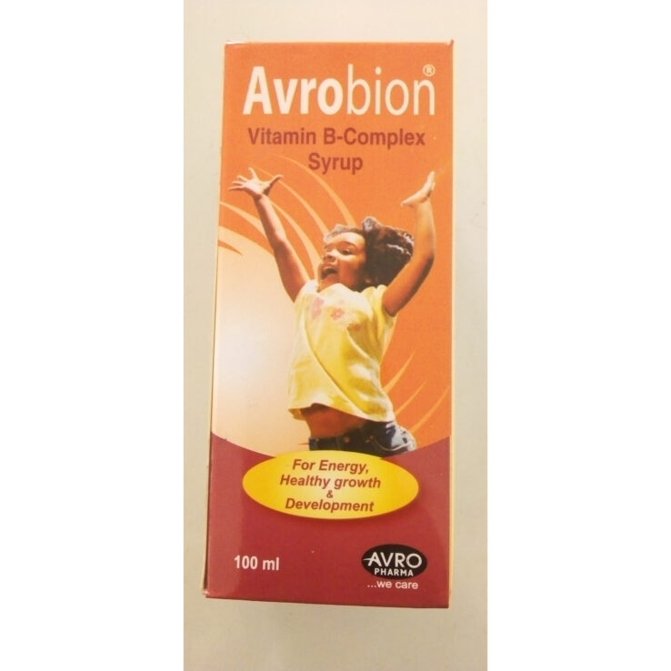 Avrobion syrup