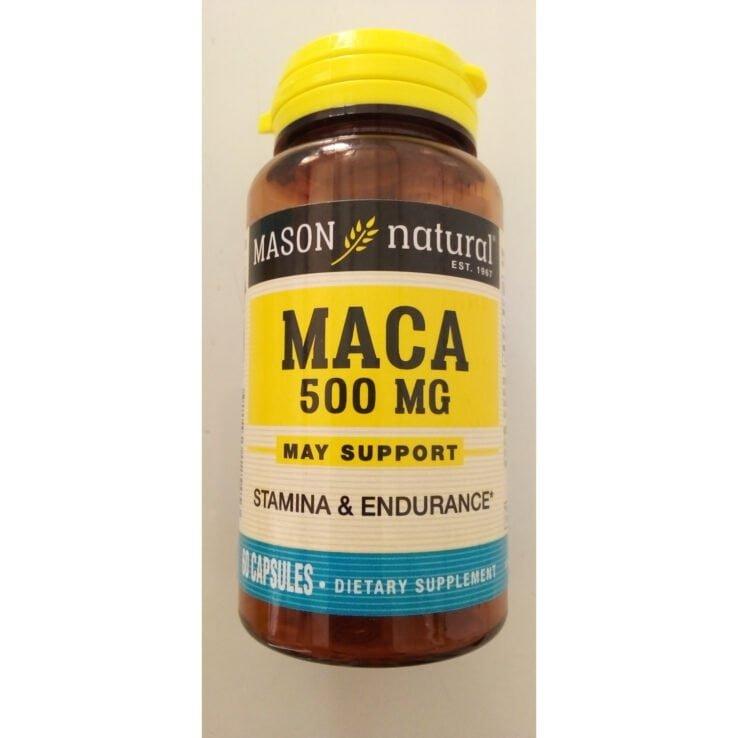 Mason MACA 500mg