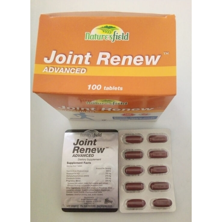 Nature'sfield JOINT RENEW ADVANCED