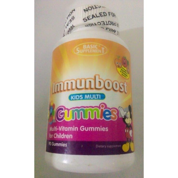 Basic Supplement IMMUNBOOST Kids Multi Gummies