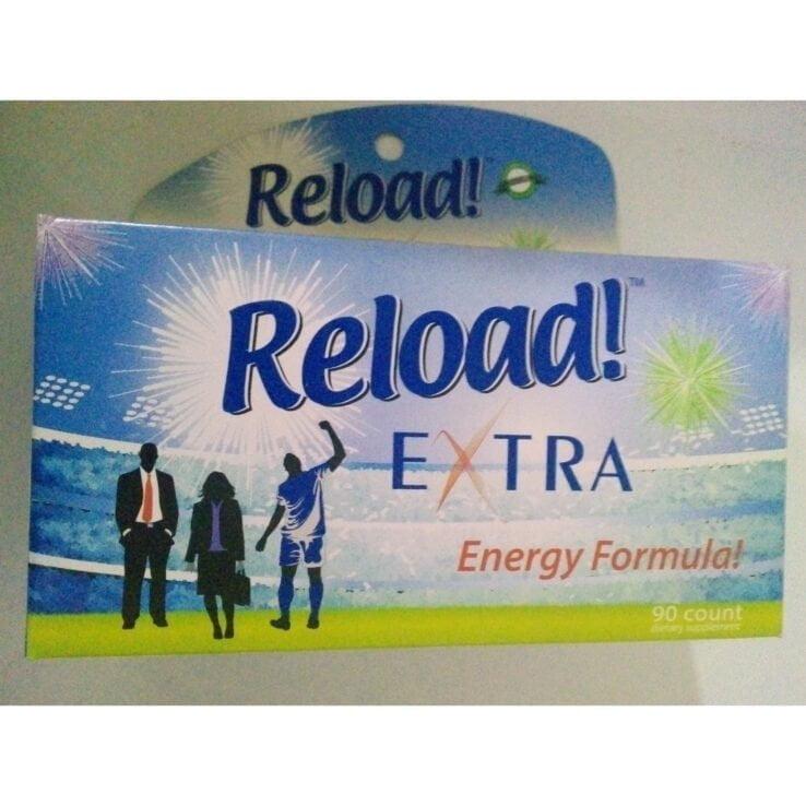RELOAD EXTRA Tablet