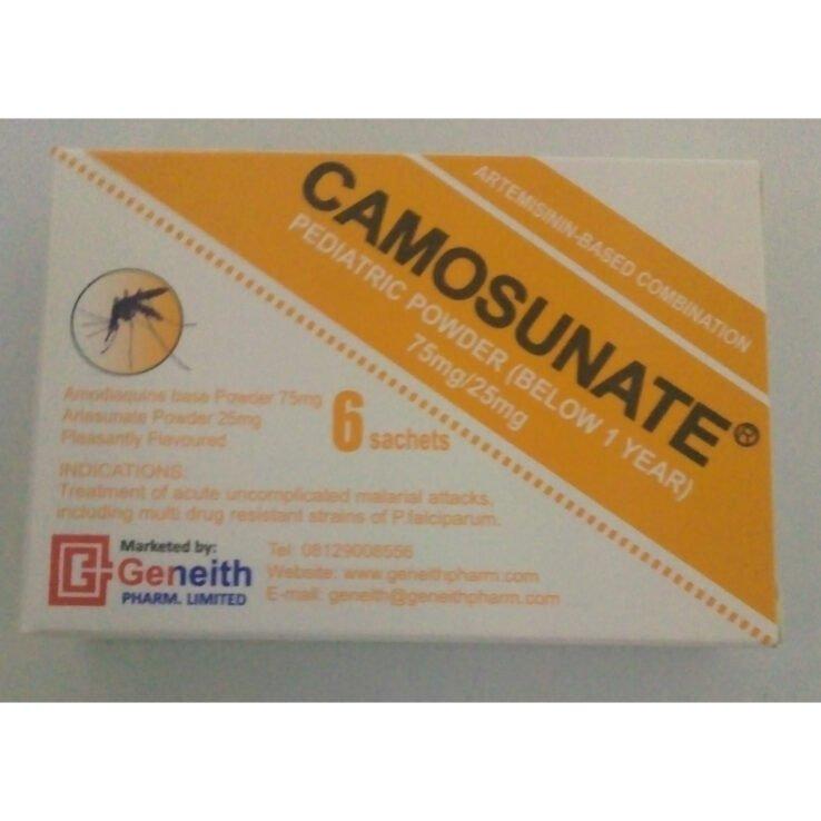 CAMOSUNATE Pediatric  Powder (Below 1year)