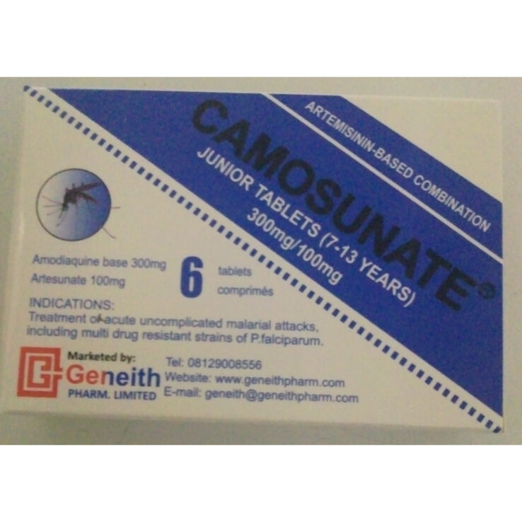 CAMOSUNATE Junior Tablets (7-13years)