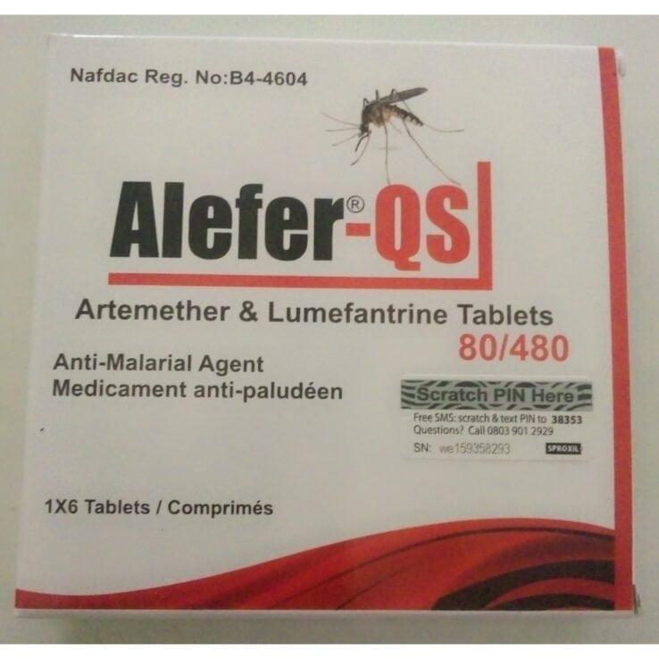 ALEFER-QS Tablets