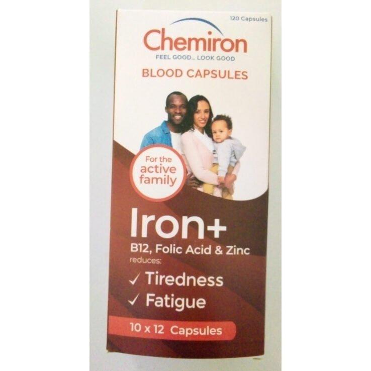 CHEMIRON Blood Capsules
