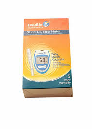 Double G Glucometer