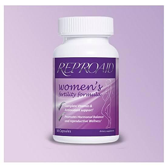 Reproaid Women's Fertility Formula